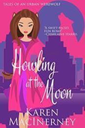 descargar epub Howling at the moon – Autor Karen MacInerney