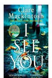descargar epub I see you – Autor Clare Mackintosh gratis