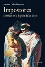 descargar epub Impostores. Sombras en la España de las Luces – Autor Antonio Calvo Maturana