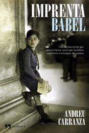 descargar epub Imprenta Babel – Autor Andreu Carranza