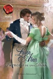 descargar epub Impropio de una Dama – Autor Louise Allen gratis