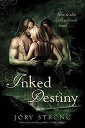 descargar epub Inked destiny – Autor Jory Strong