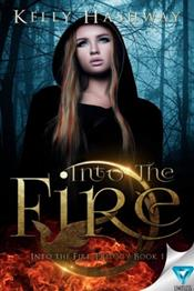 descargar epub Into the fire – Autor Kelly Hashway