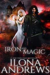 descargar epub Iron and magic – Autor Ilona Andrews
