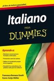 descargar epub Italiano para dummies – Autor Francesca Romana Onofri;Karen Antje Möller gratis