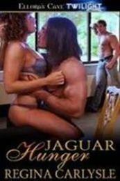 descargar epub Jaguar Hunger – Autor Regina Carlysle