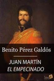 descargar epub Juan Martín El Empecinado – Autor Benito Pérez Galdós gratis