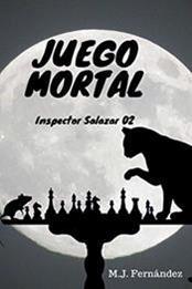 descargar epub Juego mortal – Autor M.J. Fernández gratis