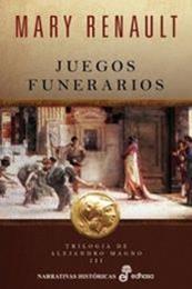 descargar epub Juegos funerarios – Autor Mary Renault