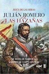descargar epub Julián Romero el de las hazañas – Autor Jesús de las Heras gratis
