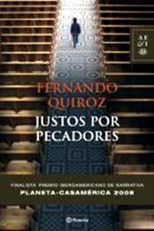 descargar epub Justos por pecadores – Autor Fernando Quiroz gratis