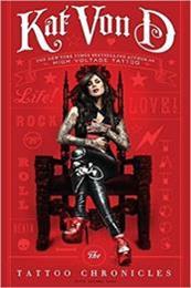 descargar epub Kat Von D: The Tattoo Chronicles – Autor Kat von D