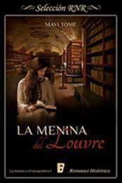 descargar epub La Menina del Louvre – Autor Mavi Tomé