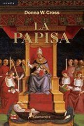 descargar epub La Papisa – Autor Donna W. Cross