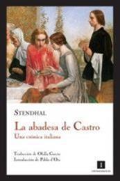 descargar epub La abadesa de Castro – Autor Stendhal