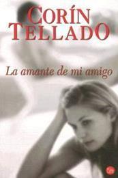 descargar epub La amante de mi amigo – Autor Corín Tellado