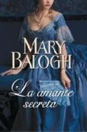 descargar epub La amante secreta – Autor Mary Balogh