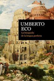 descargar epub La búsqueda de la lengua perfecta – Autor Umberto Eco