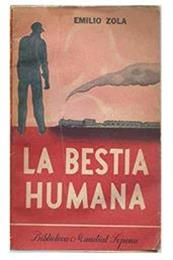 descargar epub La bestia humana – Autor Émile Zola
