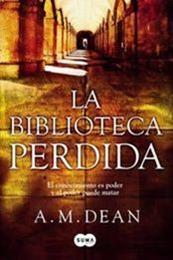 descargar epub La biblioteca perdida – Autor A.M. Dean gratis