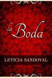 descargar epub La boda – Autor Leticia Sandoval