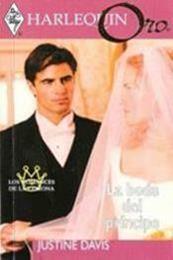 descargar epub La boda del principe – Autor Justine Davis
