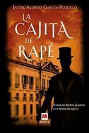 descargar epub La cajita de rapé – Autor Javier Alonso García-Pozuelo