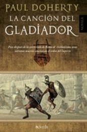 descargar epub La canción del gladiador – Autor Paul C. Doherty gratis