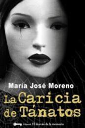 descargar epub La caricia de Tánatos – Autor María José Moreno
