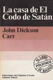 descargar epub La casa de El Codo de Satán – Autor John Dickson Carr