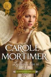 descargar epub La dama dijo sí – Autor Carole Mortimer