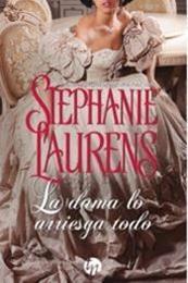 descargar epub La dama lo arriesga todo – Autor Stephanie Laurens