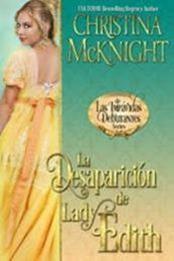 descargar epub La desaparición de Lady Edith – Autor Christina McKnight gratis