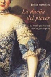 descargar epub La dueña del placer – Autor Judith Summers