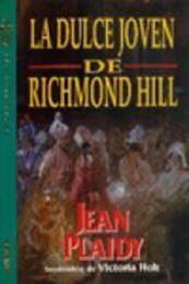 descargar epub La dulce joven de Richmond Hill – Autor Jean Plaidy