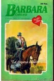 descargar epub La duquesa maldita – Autor Barbara Cartland