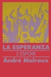 descargar epub La esperanza – Autor André Malraux