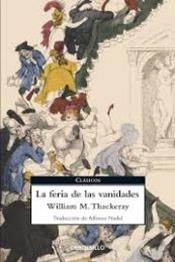 descargar epub La feria de las vanidades – Autor William M. Thackeray