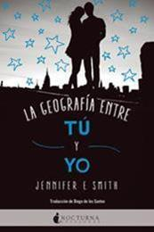 descargar epub La geografía entre tú y yo – Autor Jennifer E. Smith