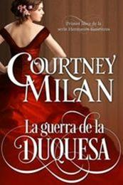 descargar epub La guerra de la duquesa – Autor Courtney Milan