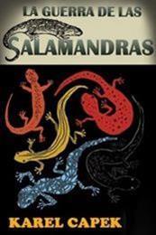 descargar epub La guerra de las salamandras – Autor Karel Capek gratis