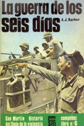 descargar epub La guerra de los seis días – Autor A. J. Barker