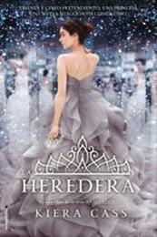 descargar epub La heredera – Autor Kiera Cass