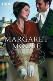 descargar epub La heredera escocesa – Autor Margaret Moore gratis
