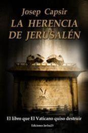 descargar epub La herencia de Jerusalén – Autor Josep Capsir