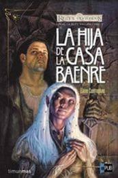 descargar epub La hija de la casa Baenre – Autor Elaine Cunningham