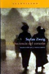 descargar epub La impaciencia del corazón – Autor Stefan Zweig gratis