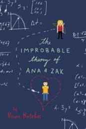 descargar epub La improbable teoría de Ana y Zack – Autor Brian Katcher