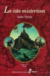 descargar epub La isla misteriosa – Autor Julio Verne