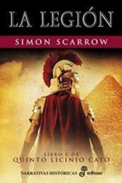 descargar epub La legión – Autor Simon Scarrow gratis
